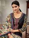 photo of Cotton Fabric Casual Wear Palazzo Salwar Suit