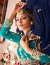 photo of Georgette Fabric Party Wear Anarkali Salwar Suit