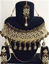 image of Fancy Imitation Metal Necklace Set