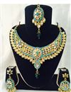 image of Divine Wedding Wear Designer Necklace Set