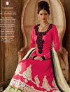 picture of Wedding Wear Embroidered Anarkali Suit