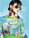 photo of Green Color Long Length Party Wear Georgette Salwar Kameez with Digital Print Work