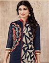 photo of Attractive Mouni Roy Cambric Salwar Suit
