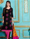image of Magnetic Cotton Party Wear Salwar Kameez