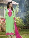 image of Likable Georgette Party Wear Salwar Suit