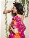 picture of Bridal Wear Embroidered Ghaghra Choli