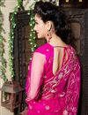picture of Rani Color Embroidered Chaniya Choli