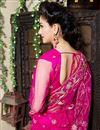 picture of Rani Color Embroidered Chaniya Choli