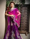 image of Bridal Wear Embroidered Ghaghra Choli