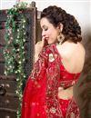 picture of Wedding Bridal Heavy Embroidered Lehenga Choli