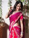 photo of Bridal Wear Embroidered Ghaghra Choli