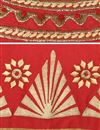 picture of Exclusive Fancy Red Embroidered Tunic
