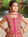 photo of Eid Special Wedding Wear Fancy Silk Girls Lehenga Choli