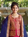 photo of Function Wear Silk Girls Lehenga Choli