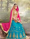 photo of Navratri Special Function Wear Fancy Lehenga Choli In Net