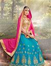 photo of Eid Special Function Wear Fancy Lehenga Choli In Net