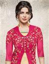 photo of Eid Special Priyanka Chopra Georgette Party Wear Straight Cut Dress
