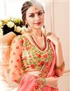 photo of Wedding Function Wear Fancy Pink Saree