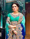 photo of Wedding Wear Fancy Designer Saree With Heavy Border