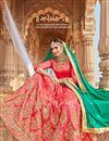 photo of Embroidered Silk Designer Lehenga Choli