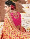 photo of Art Silk Traditional Function Wear Fancy Saree In Orange