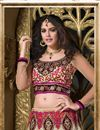 photo of Enchanting Net Wedding Wear Lehenga Choli