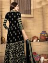 photo of Eye-Catchy Black Color Party Wear Anarkali Salwar Kameez