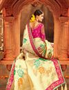 photo of Weaving Work Banarasi Silk Traditional Fancy Saree