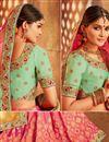 photo of Weaving Work Banarasi Silk Traditional Designer Saree