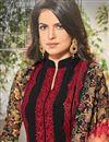 photo of Black Color Georgette Designer Salwar Suit