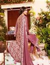 photo of Peach Color Georgette Fabric Salwar Kameez Featuring Shilpa Shetty