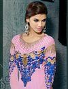 photo of Engrossing Embroidered Anarkali Salwar Suit