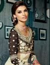 photo of Engrossing Embroidered Anarkali Salwar Suit