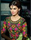 photo of Charismatic Straight Cut Embroidered Salwar Kameez