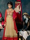 image of Engrossing Embroidered Anarkali Salwar Suit