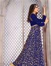 photo of Embellished Banglori Silk Designer Party Wear Dress