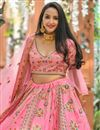 photo of Eid Special Sangeet Wear Embellished Fancy Lehenga Choli