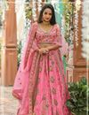 image of Eid Special Sangeet Wear Embellished Fancy Lehenga Choli