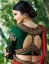 picture of Prachi Desai Dark Green Designer Bridal Lehenga With Embroidery Work
