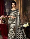 image of Black Color Party Wear Weaving Saree In Art Silk Fabric