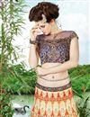 photo of Wedding Wear Silk Lehenga Choli in Multi Color