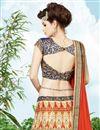 picture of Multi Color Wedding Wear Silk Designer Lehenga Choli