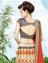 picture of Wedding Wear Silk Lehenga Choli in Multi Color