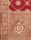 photo of Function Wear Banarasi Silk Fabric Maroon Color Dupatta