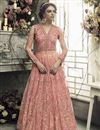 image of Wedding Wear Designer Heavy Lehenga With Fancy Work
