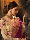 photo of Purple Function Wear Designer Art Silk Saree With Fancy Blouse