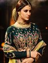 photo of Yellow Art Silk Wedding Wear Designer Fancy Saree With Heavy Blouse