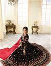 photo of Eid Special Ayesha Takia Wedding Function Wear Black Georgette Anarkali Suit