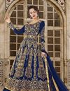 image of Ready To Ship Designer Function Wear Embroidered Fancy Lehenga In Art Silk