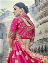photo of Eid Special Handwork Embroidered Fancy Lehenga In Art Silk
